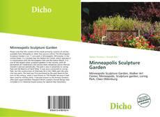 Bookcover of Minneapolis Sculpture Garden