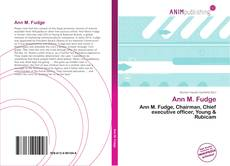 Bookcover of Ann M. Fudge