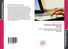 Обложка Coffman Memorial Union