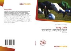 Capa do livro de Larry Little