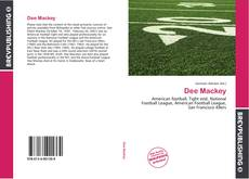Bookcover of Dee Mackey