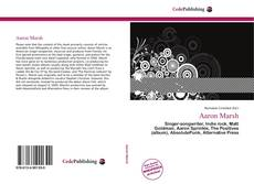 Bookcover of Aaron Marsh