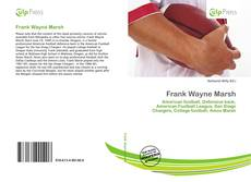 Bookcover of Frank Wayne Marsh