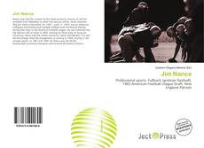 Capa do livro de Jim Nance