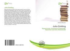 Couverture de Julia Golding