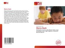 Bookcover of Maria Hack