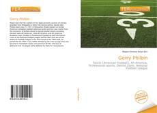 Portada del libro de Gerry Philbin