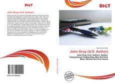 Bookcover of John Gray (U.S. Author)