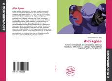 Alex Agase的封面