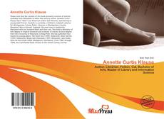 Bookcover of Annette Curtis Klause
