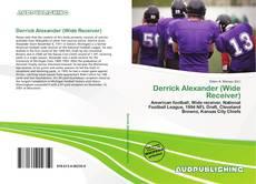 Couverture de Derrick Alexander (Wide Receiver)
