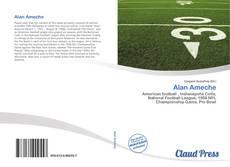 Capa do livro de Alan Ameche