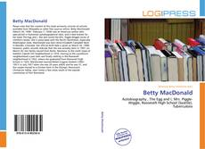 Couverture de Betty MacDonald