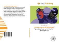 Обложка Gary Anderson (Placekicker)