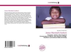 Bookcover of James Marshall (Author)