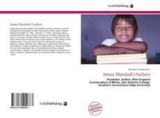 James Marshall (Author) kitap kapağı