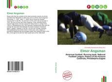 Bookcover of Elmer Angsman