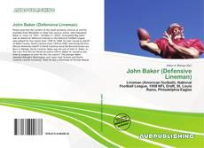 Couverture de John Baker (Defensive Lineman)