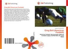 Copertina di Greg Bell (American Football)