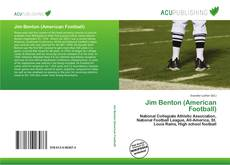 Jim Benton (American Football)的封面