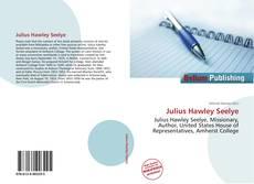 Bookcover of Julius Hawley Seelye
