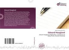 Portada del libro de Edward Hoagland