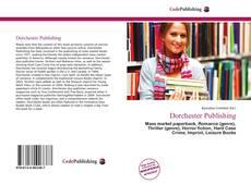 Buchcover von Dorchester Publishing