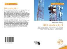 Capa do livro de BBC London 94.9