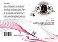 Portada del libro de Amy Lamé