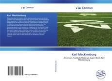 Copertina di Karl Mecklenburg