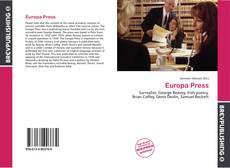 Обложка Europa Press