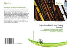Portada del libro de Jonathan Dickinson (New Jersey)