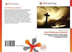 Borítókép a  John Robinson (Pastor) - hoz