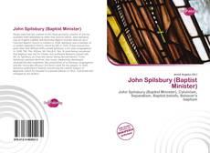 Portada del libro de John Spilsbury (Baptist Minister)