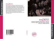 Craig Morton的封面