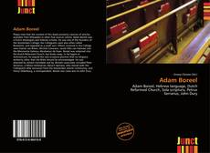 Adam Boreel的封面