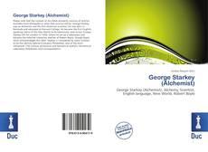Buchcover von George Starkey (Alchemist)