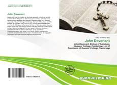 Couverture de John Davenant