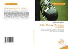 Portada del libro de Eddie Murray (American Football)