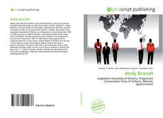 Bookcover of Andy Brandt