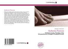 Couverture de Katherine Paterson