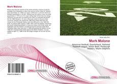 Bookcover of Mark Malone