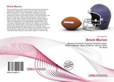 Bookcover of Brock Marion