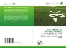 Bookcover of Bruce Matthews (American Football)