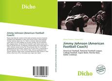 Bookcover of Jimmy Johnson (American Football Coach)