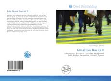 Обложка John Vernou Bouvier III