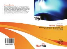 Capa do livro de Ariane Sherine