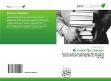 Bookcover of Brandon Sanderson