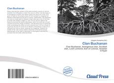 Bookcover of Clan Buchanan