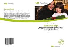 Bookcover of Barbara Sleigh